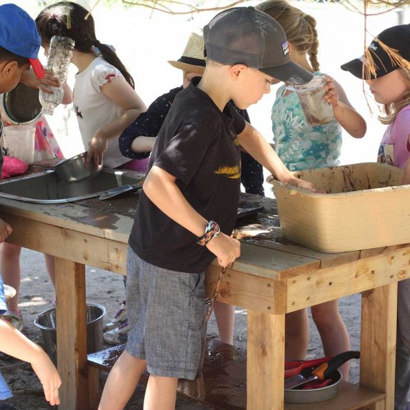 mud kitchens kids
